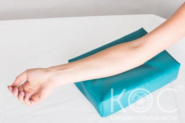 подушка для забора крови
