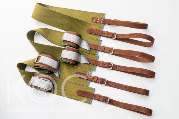 Кожаные фиксаторы для больного