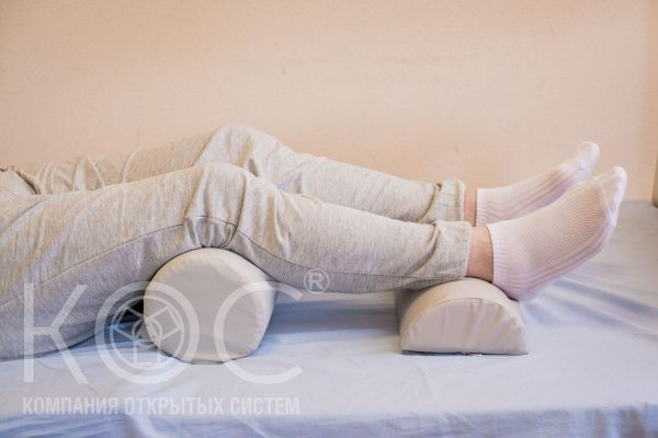 валик для ног для лежачих больных