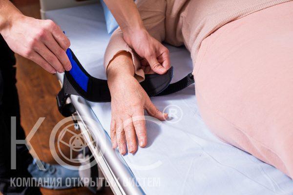 ремни для фиксации пациента