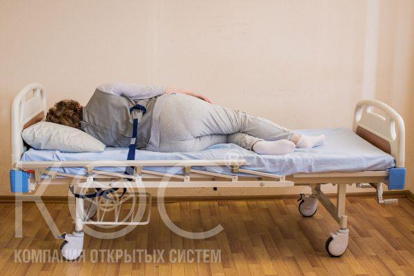 защита на кровать от падения