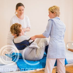 пояс вспомогательный для перемещения пациента