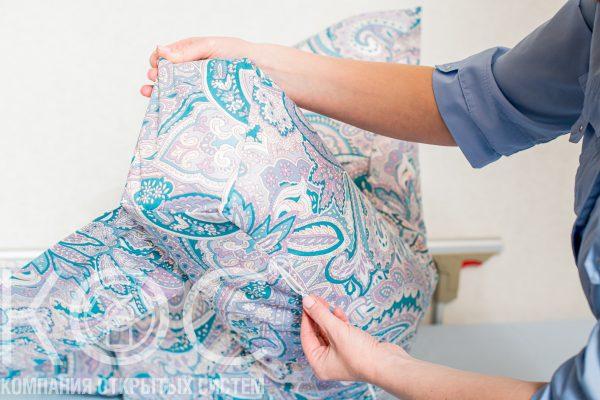 кресло подушка для усаживания больных непромокаемая