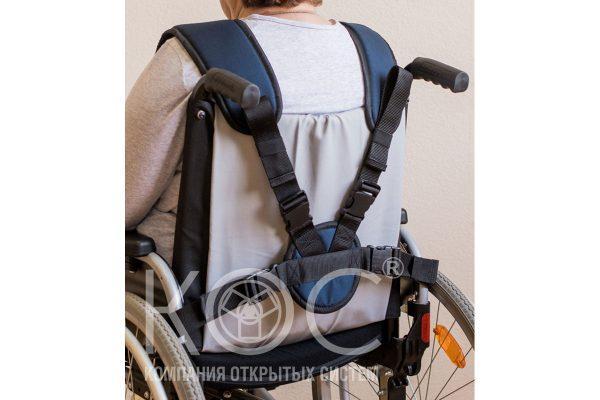 фиксатор для инвалидной коляски