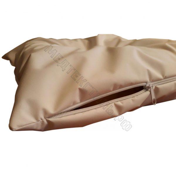 подушка для копчика в чехле
