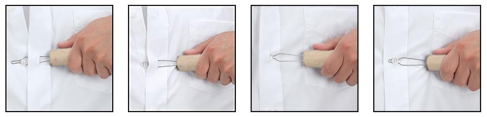 для застегивания пуговиц
