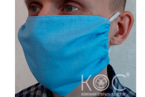 маска многоразовая защитная