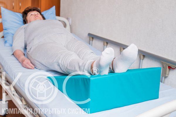 подушки под пятки