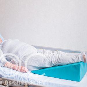 клиновидная подушка москва