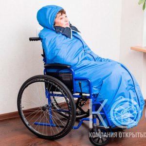 чехол для инвалидных колясок