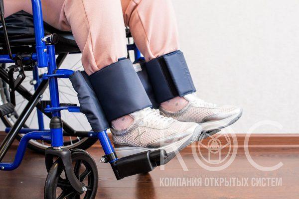 для ног в инвалидной коляске
