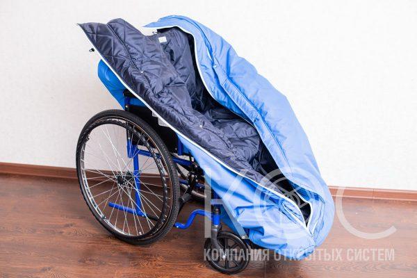мешок для инвалидов колясочников