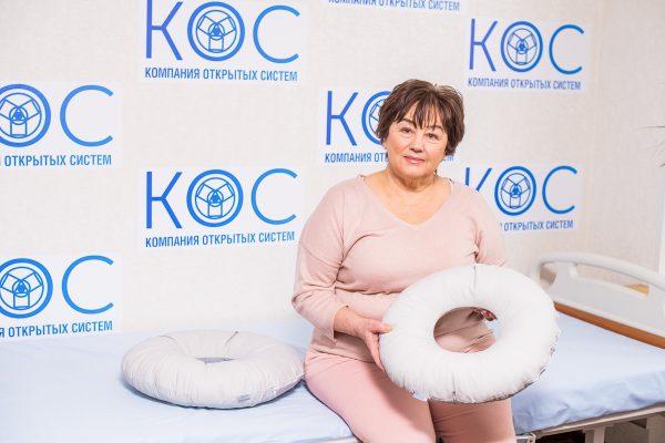 Ортопедическая подушка для копчика
