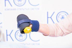 перчатка фиксатор для реабилитации
