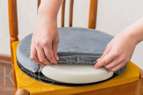 поворотный диск для пересаживания мягкий