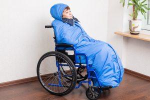 мешок для инвалидной коляски