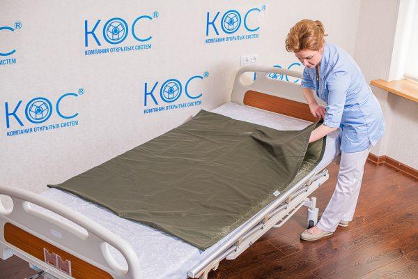 скользящий рукав для перемещения лежачих больных